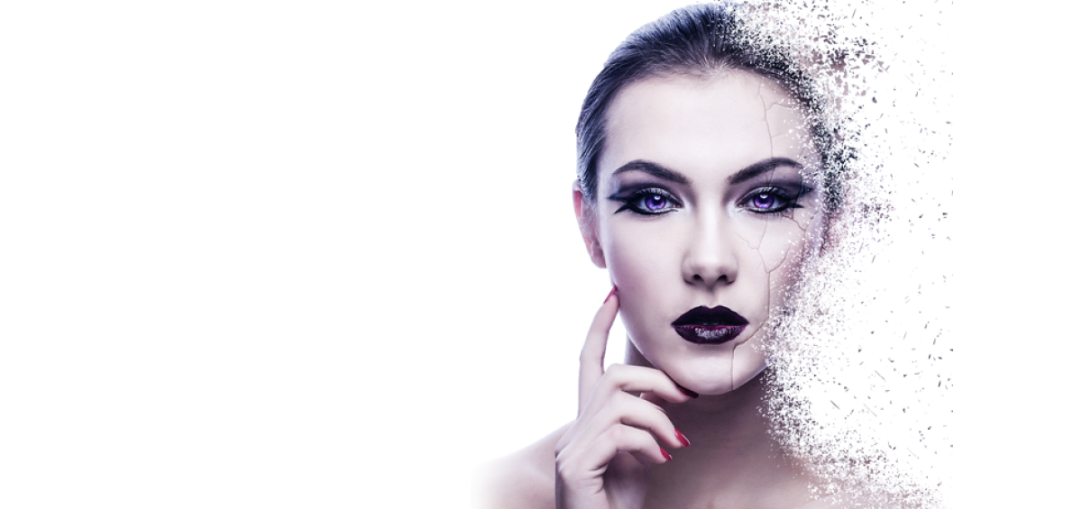 Create Disintegration Effect In Photoshop