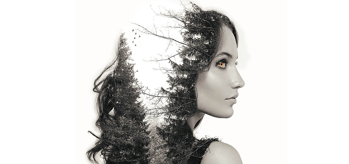 Double Exposure Effect: Photoshop Tutorial | Photoshop Tutorials