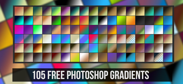photoshop how to add gradient to text