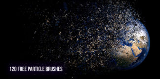120-Free-Particle-Photoshop-Brushes