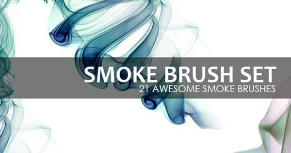 Smoke Brush Pack