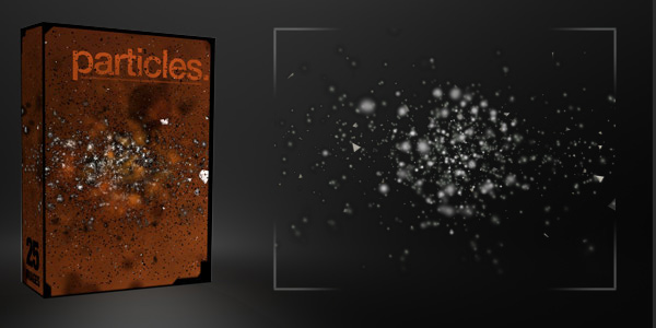 Particle Images PNG