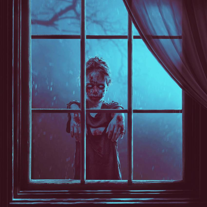 Window Scary Manipulation Tutorial