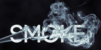 Smoke-Text-Effect