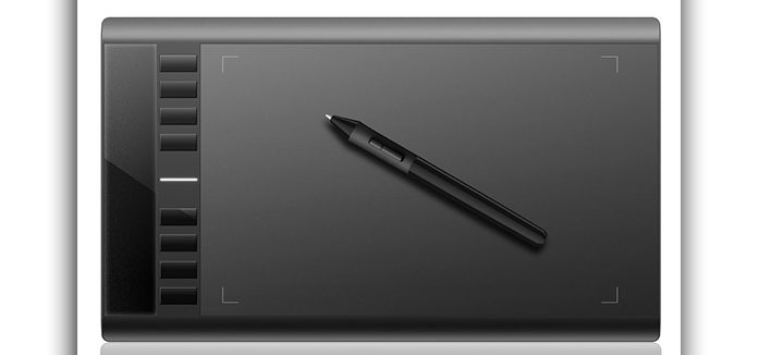 Ugee M708 Drawing Tablet 10x6 Inch Art Graphics Tablet ...