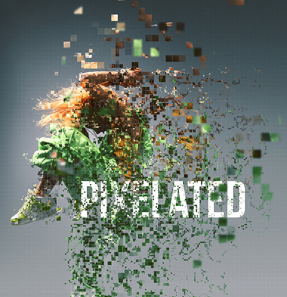 How To Create A Pixelated Effect In Photoshop » Photoshop