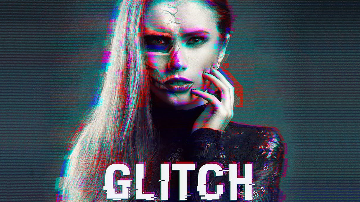 Glitch-Photoshop-Action