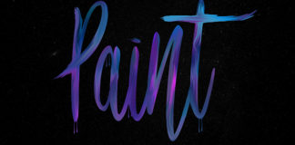 Paint-Text-Effect-Photoshop