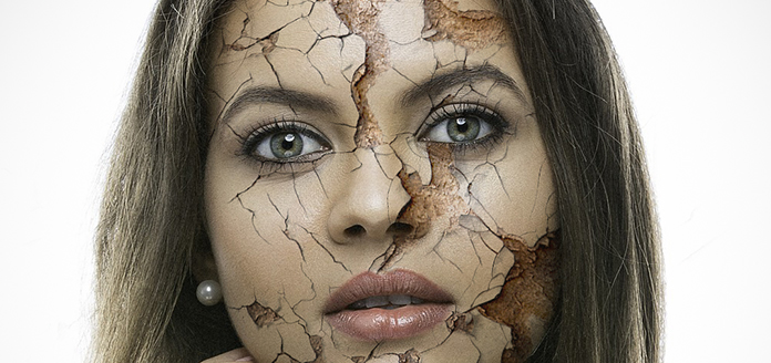 How to Create Realistic Cracked Skin in Photoshop