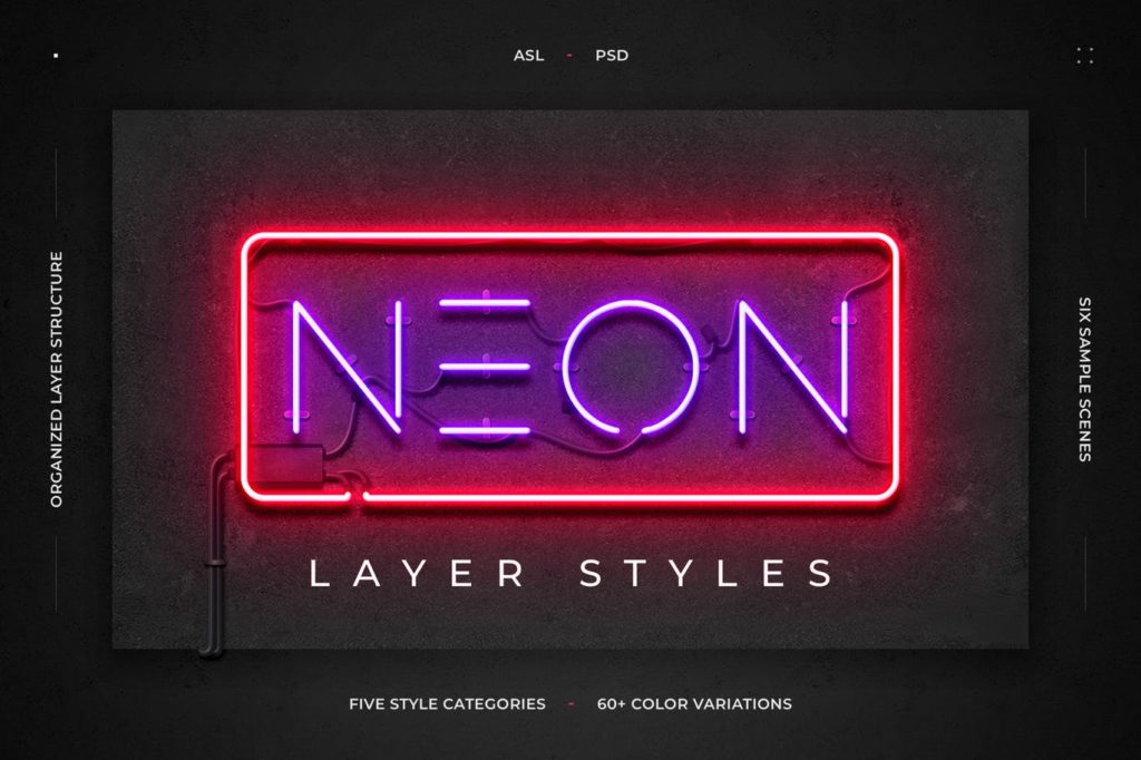 Realistic Neon Text Effect in Photoshop » Photoshop Tutorials